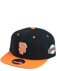 American Needle San Francisco Giants Blockhead Snapback Baseball Cap