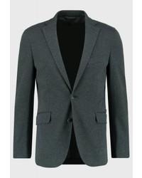 Textured suit jacket grn medium 3776016