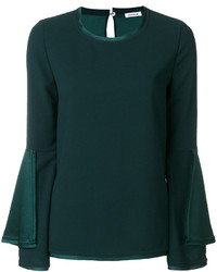 P.A.R.O.S.H. Bell Sleeve Top
