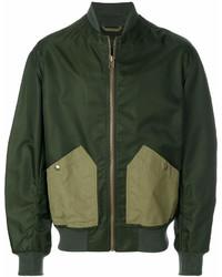 Back compartt bomber jacket medium 6982885