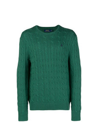 Logo long sleeve sweater medium 8185176