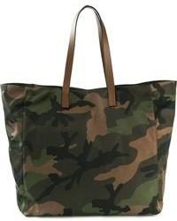 Camouflage tote medium 98902