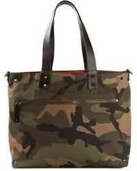 Reversible camouflage tote medium 98901