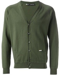 Dark green cardigan original 4891529