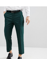 Heart & Dagger Tapered Cropped Trouser