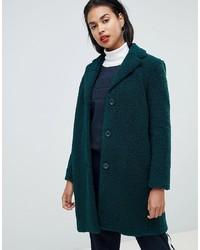 Armani Exchange Cocoon Teddy Coat