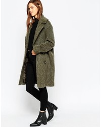 Asos abrigo verde