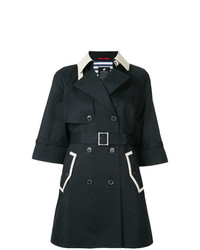 Loveless Contrast Collar Coat Unavailable