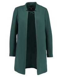 Dorothy Perkins Forest Short Coat Green