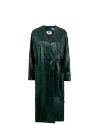 MM6 MAISON MARGIELA Waist Vernished Coat