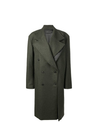 Y/Project Y Project Oversized Double Breasted Coat