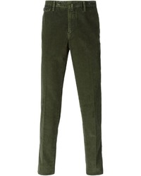 Pt01 Corduroy Straight Leg Trousers