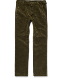 Mhl corduroy trousers medium 328821
