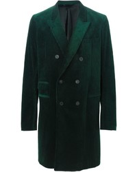 Double breasted corduroy coat medium 350322