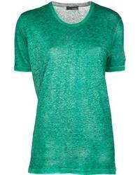 Avant Toi Linen T Shirt