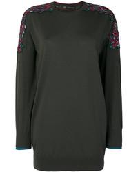 Versace Shoulder Detail Top