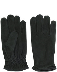 Lardini Cashmere Fitted Gloves
