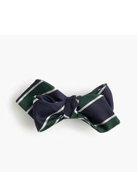 J.Crew English Silk Repp Bow Tie