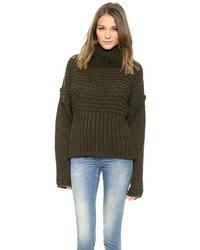 Gaja oversized sweater medium 123682