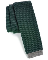 Todd Snyder White Label Knit Wool Tie
