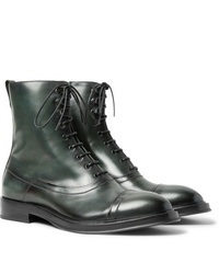 Berluti Eris Bergen Leather Boots