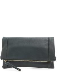 Marlena faux leather foldover clutch medium 750835