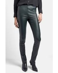 Lambskin leather leggings medium 55350