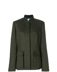Holland & Holland High Collar Jacket