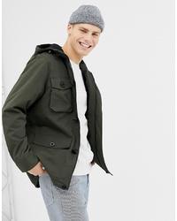 Brave Soul Premium 4 Pocket Padded Jacket
