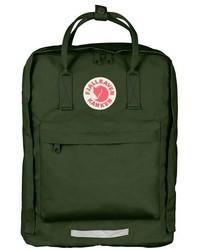 FjallRaven Maxi Kanken Water Resistant Backpack Green