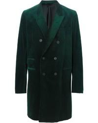 Haider Ackermann Double Breasted Corduroy Coat
