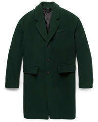 Burberry Prorsum Wool And Cashmere Blend Overcoat