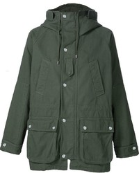 Dark green parka original 5381287