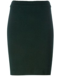 Alaa Vintage Classic Pencil Skirt