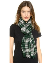 Cafe plaid scarf medium 129264