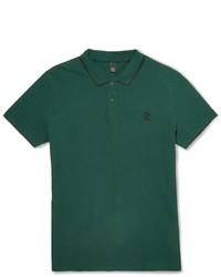 Dark Green Polo