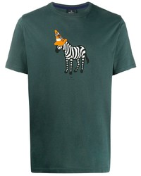 PS Paul Smith Unicone Print T Shirt