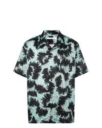 Givenchy Printed Short Sleeve Shirt