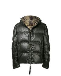 Kru Reversible Camouflage Jacket