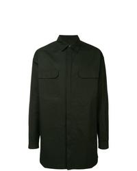Rick Owens Overshirt Jacket
