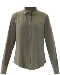 Alenka silk shirt medium 28567
