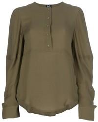 Silk shirt medium 28566