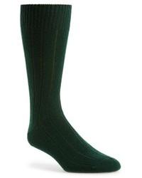 John w nordstrom cashmere blend socks medium 136210