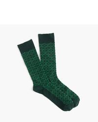 J.Crew Socks In Jacquard Diamond