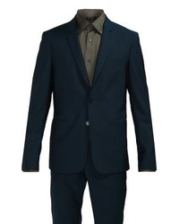 Paul Smith Suit Dark Green
