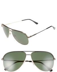 Tom Ford Erin 61mm Aviator Sunglasses