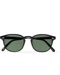 Moscot Genug D Frame Acetate Sunglasses