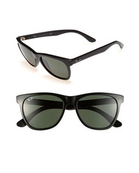 Ray-Ban High Street 54mm Sunglasses Black Green None