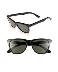 Ray-Ban High Street 54mm Sunglasses Black Green None