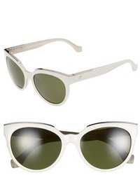 Balenciaga Paris 55mm Sunglasses